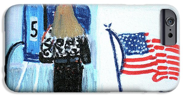 Voting Booth 2008 IPhone 6s Case by Candace Lovely