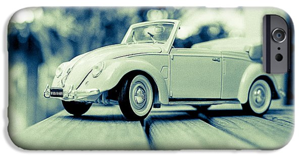 Vw Beetle Convertible IPhone 6s Case by Jon Woodhams