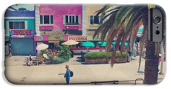 Santa Monica iPhone 6s Case - Waitin' For Victorio by Laurie Search