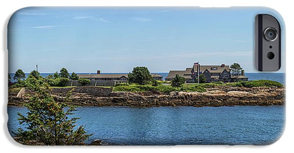Walkers Point Kennebunkport Maine IPhone 6s Case by Brian MacLean