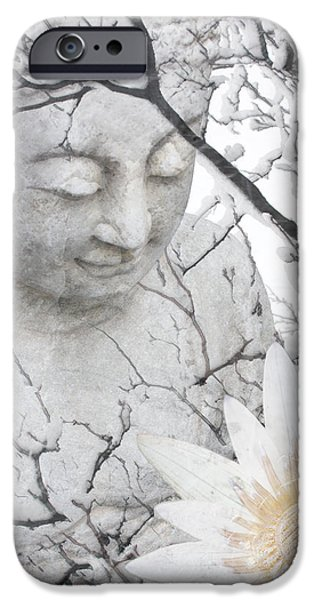 Yoga iPhone 6s Case - Warm Winter's Moment by Christopher Beikmann