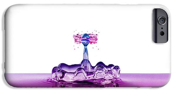 Water-king IPhone 6s Case by Mathias Janke