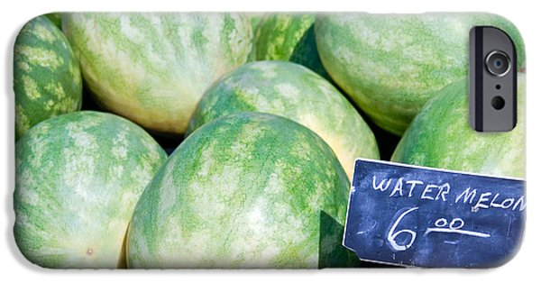 Watermelons With A Price Sign IPhone 6s Case by Paul Velgos