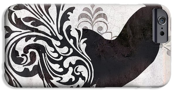 Rooster iPhone 6s Case - Weathervane II by Mindy Sommers