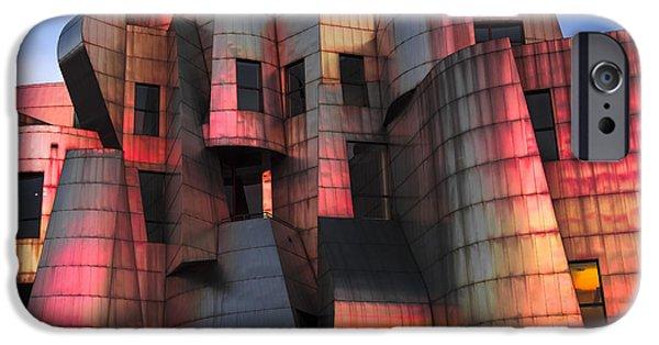 Weisman Art Museum At Sunset IPhone 6s Case