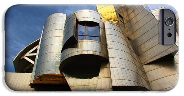 Weisman Art Museum University Of Minnesota IPhone 6s Case by Wayne Moran