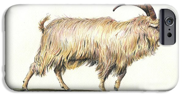 Welsh Long Hair Mountain Goat IPhone 6s Case