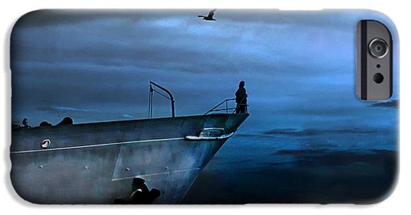 West Across The Ocean IPhone 6s Case by Joachim G Pinkawa