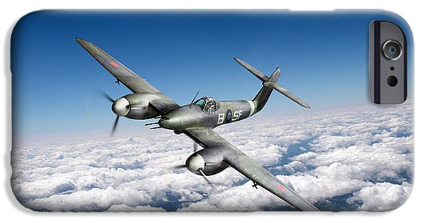 IPhone 6s Case featuring the photograph Westland Whirlwind Portrait by Gary Eason