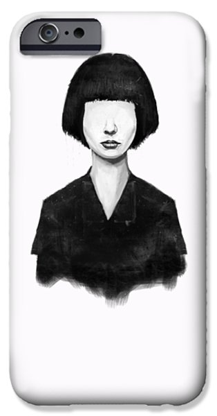 Portraits iPhone 6s Case - What You See Is What You Get by Balazs Solti