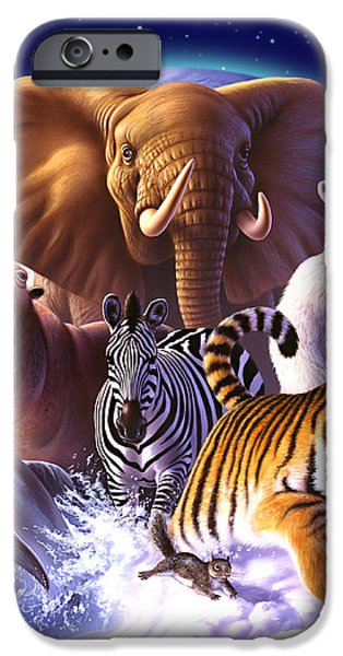 Wild World IPhone 6s Case