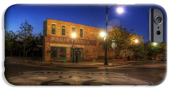 Winslow Corner IPhone 6s Case by Wayne Stadler