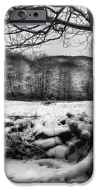 IPhone 6s Case featuring the photograph Winter Dreary by Bill Wakeley