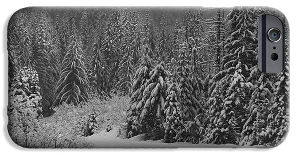 IPhone 6s Case featuring the photograph Winter Fairy Tale by Yulia Kazansky