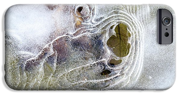 IPhone 6s Case featuring the photograph Winter Ice by Christina Rollo