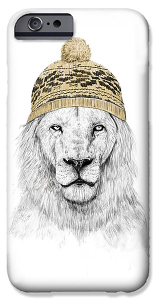 Animals iPhone 6s Case - Winter Is Coming by Balazs Solti