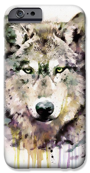 Wolf Head IPhone 6s Case