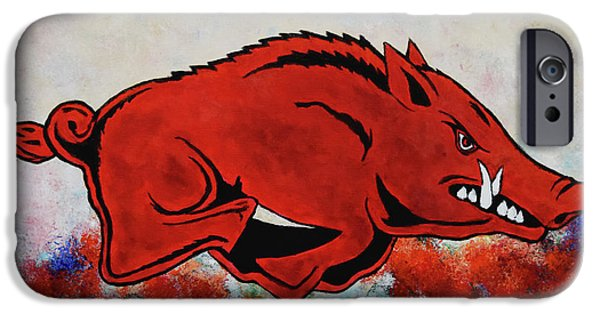 Woo Pig Sooie IPhone 6s Case by Belinda Nagy