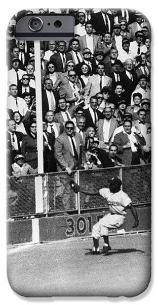Yankee Stadium iPhone 6s Case - World Series, 1955 by Granger