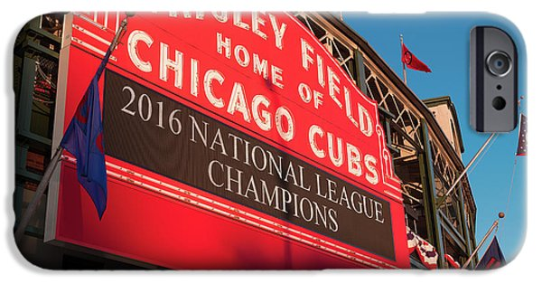 Wrigley Field Marquee Angle IPhone 6s Case