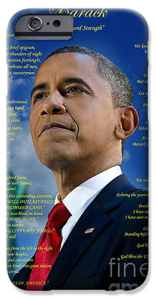 Joe Biden iPhone 6s Case - Writer, Artist, Phd. by Dothlyn Morris Sterling