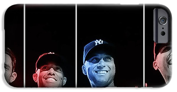 Yankee Core Four By Gbs IPhone 6s Case by Anibal Diaz