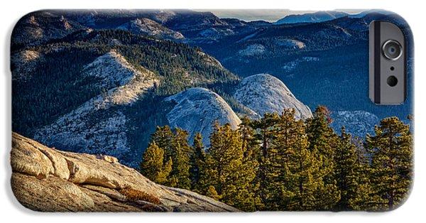 Yosemite Morning IPhone 6s Case by Rick Berk