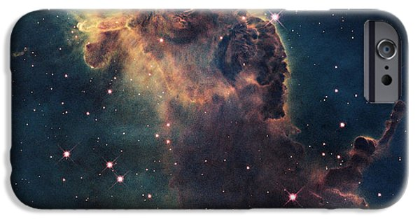 Young Stars Flare In The Carina Nebula IPhone 6s Case