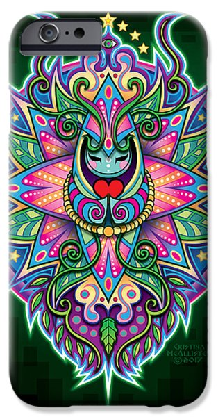 Elf iPhone 6s Case - Zyn by Cristina McAllister