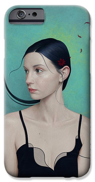 Contemporary Realism iPhone 6s Case - 468 by Diego Fernandez