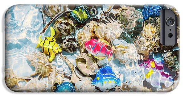Aquarium iPhone 6s Case - Artificial Aquarium  by Jorgo Photography - Wall Art Gallery