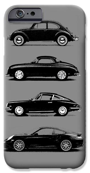 Transportation iPhone 6s Case - Evolution by Mark Rogan