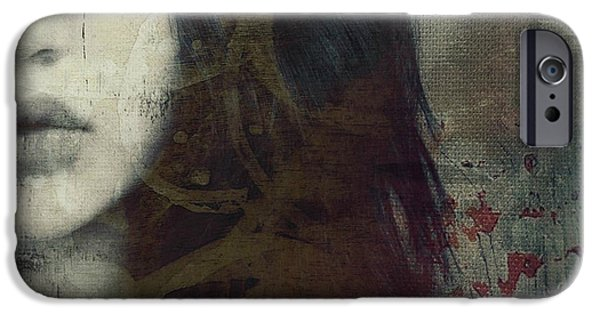 Digital Image iPhone 6s Case - Carole King - Tapestry  by Paul Lovering