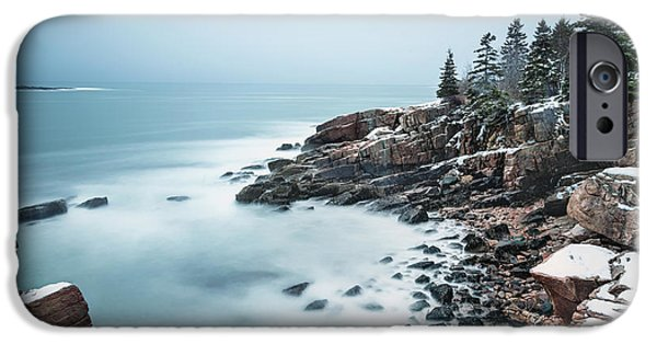 New England Coast iPhone 6s Case - East Coast Winters by Evelina Kremsdorf