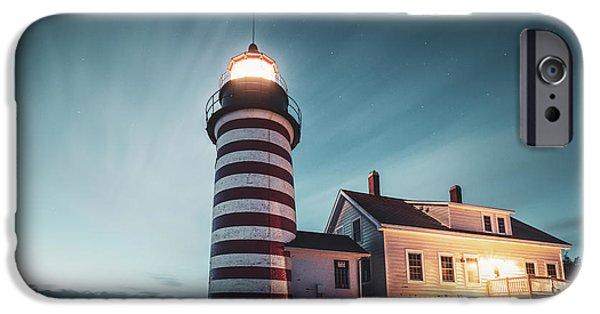 New England Coast iPhone 6s Case - Everlight by Evelina Kremsdorf