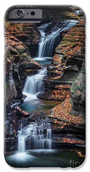 New Leaf iPhone 6s Case - Every Teardrop Is A Waterfall by Evelina Kremsdorf