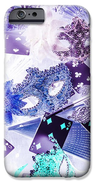 Wizard iPhone 6s Case - Magical Masquerade by Jorgo Photography - Wall Art Gallery