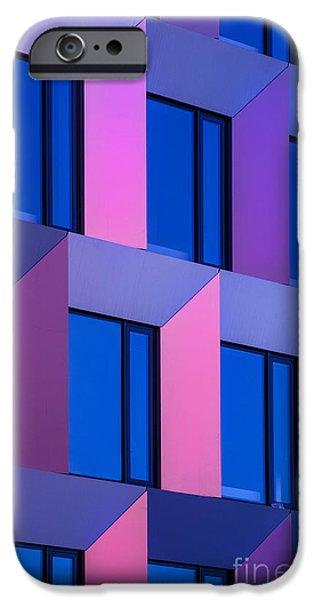 Office Buildings iPhone 6s Case - Modern Building by Jirkabursik