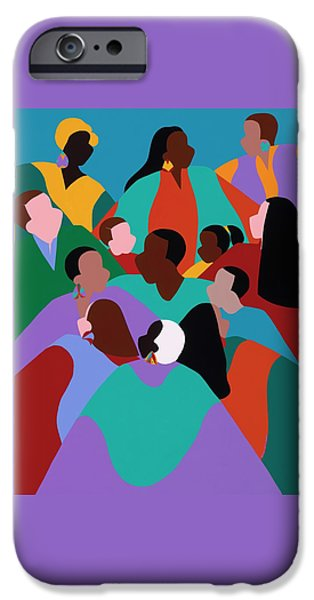 iPhone 6s Case - Resilience by Synthia SAINT JAMES
