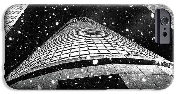 Digital Image iPhone 6s Case - Snow Collection Set 01 by Az Jackson