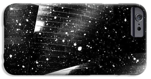 Digital Image iPhone 6s Case - Snow Collection Set 02 by Az Jackson