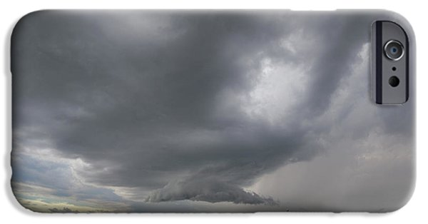 Nebraskasc iPhone 6s Case - Some Afternoon Thunder 011 by NebraskaSC