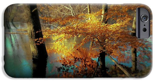 New Leaf iPhone 6s Case - The Golden Bough by Jerry LoFaro