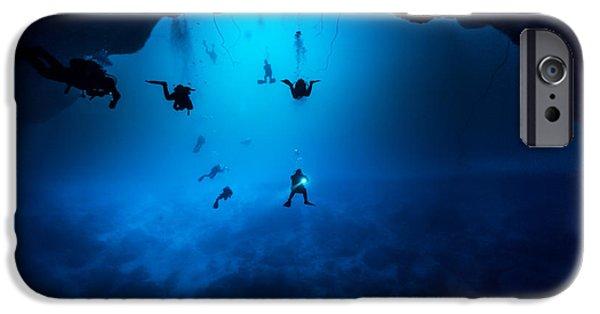 Scuba Diver iPhone 6s Case - Underwater World by Hoiseung Jung
