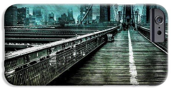 Digital Image iPhone 6s Case - Urban Grunge Collection Set - 01 by Az Jackson