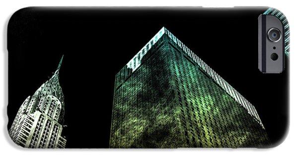 Digital Image iPhone 6s Case - Urban Grunge Collection Set - 02 by Az Jackson