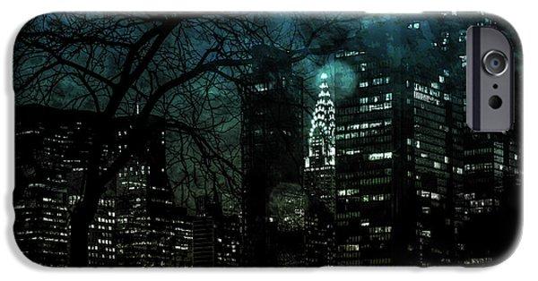 Digital Image iPhone 6s Case -  Urban Grunge Collection Set - 03 by Az Jackson
