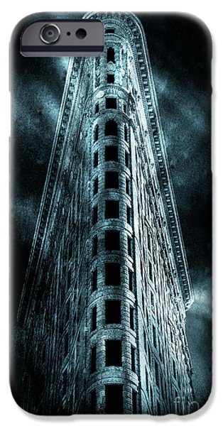 Digital Image iPhone 6s Case - Urban Grunge Collection Set - 07 by Az Jackson