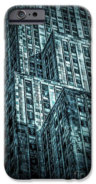 Digital Image iPhone 6s Case - Urban Grunge Collection Set - 11 by Az Jackson