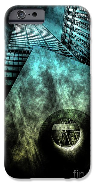 Digital Image iPhone 6s Case - Urban Grunge Collection Set - 14 by Az Jackson